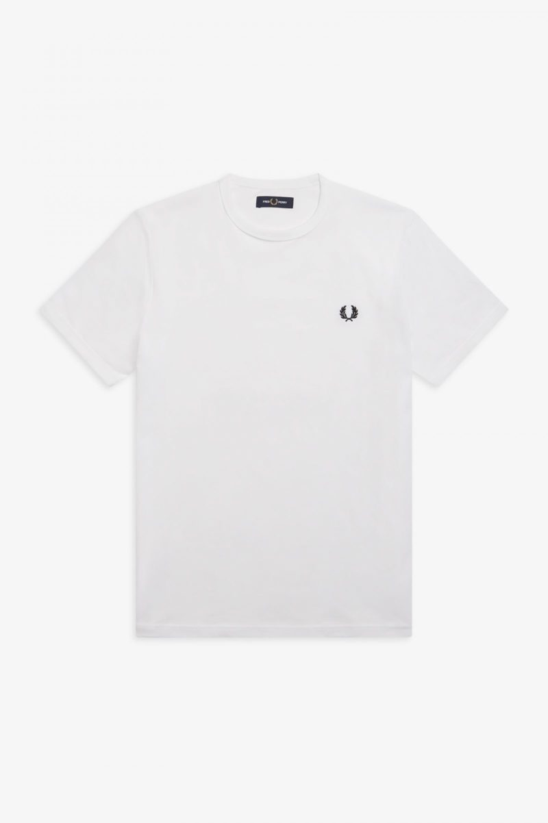 tshirt ringer fred perry